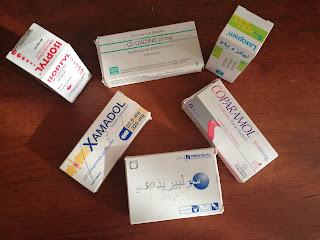 الادمان على الأدوية في خمس  أسئلة.