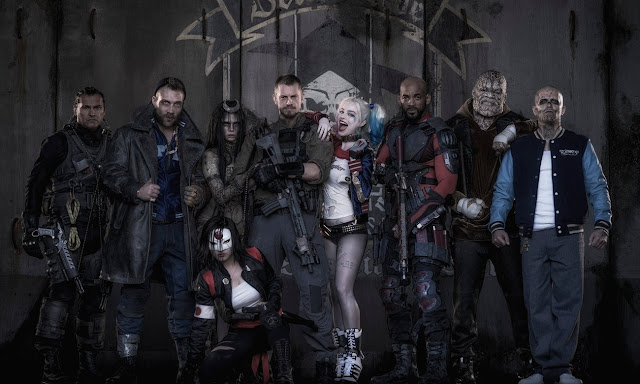 In Dire Need of Real Evil - Suicide Squad