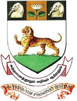 Madras University Courses Offered