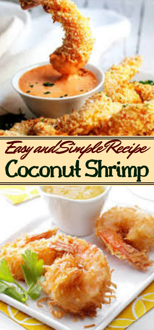 Coconut Shrimp #healthyfood #dietketo #breakfast #food