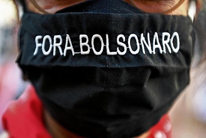 """""""O barco do Bolsonaro está com muitos furos e com risco real de afundar"""", diz Boulos sobre 24J"""