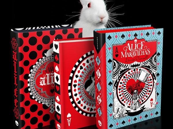 DarkSide Books inaugura o selo Fábulas Dark com 3 versões de Alice no País das Maravilhas