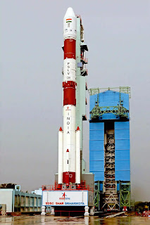 isro launch, india in space