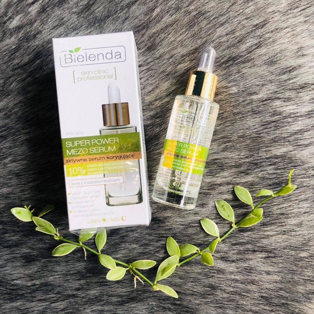 Góc Review Serum 'chân ái' cho làn da dầu và có vết thâm: Bielenda Super Power Mezo Serum với 10%AHA, PHA, vitamin B3 làm được những gì?