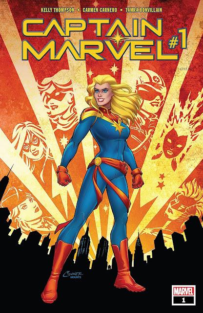 Captain Marvel Volumen 10 Español Mega