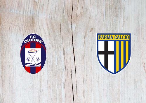 Crotone vs Parma -Highlights 22 December 2020