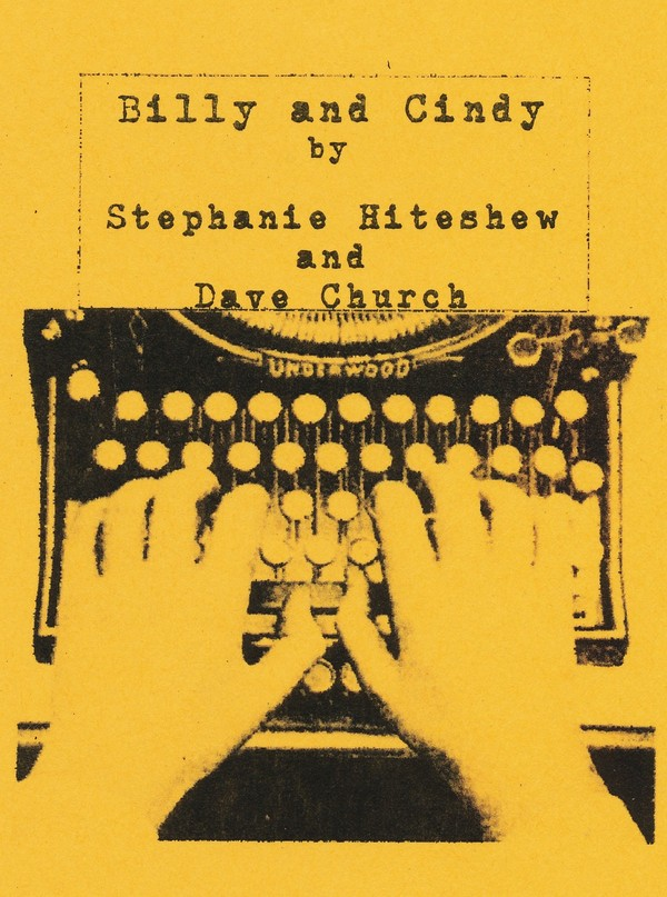 Billy and Cindy book cover