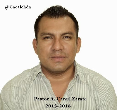 alcalde Pastor Canul 2015-2018