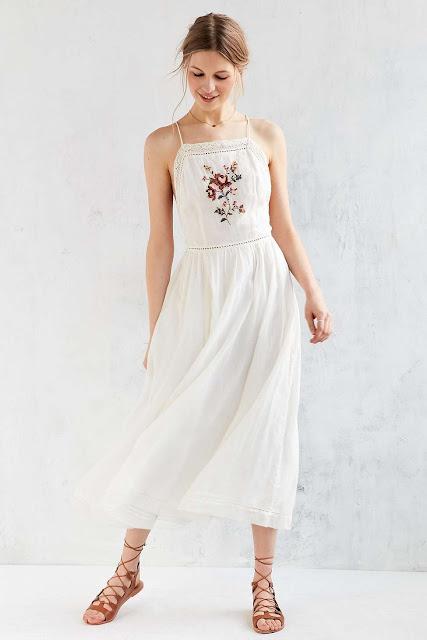 kimchi blue white dress, kimchi white embroidered dress,