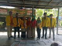 Kelompok Mahasiswa KKN UNA Tiba-Tiba Muncul di Home Industri Keripik
