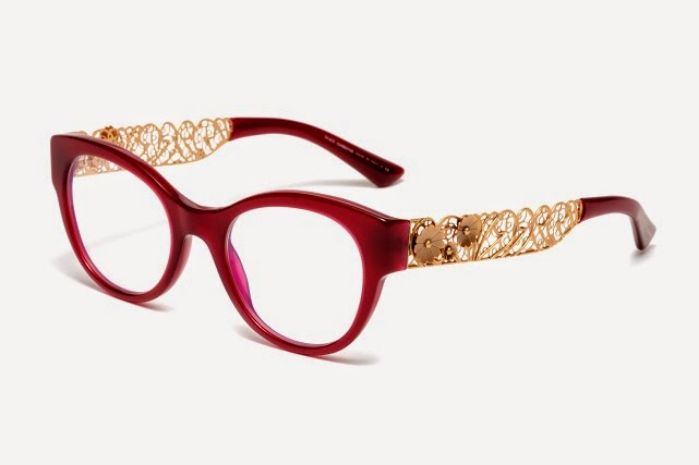 7f87bbf0e6c  DG 3184  A round-shaped frame with raised edges perfectly accompanies the  prominent temple with antique gold filigree insert. The Dolce   Gabbana  logo is ...