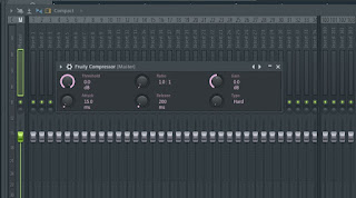 Memahami fungsi Compresor pada DAW dan Sytem Audio