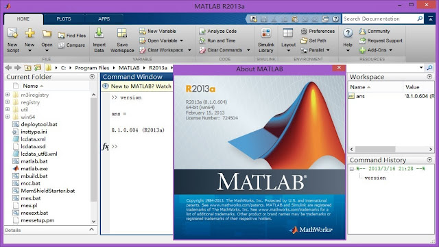 تحميل برنامج ماتلاب 2013 - تحميل آخر واجدد اصدار Matlab 2014