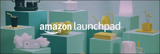 شعار Amazon Launchpad