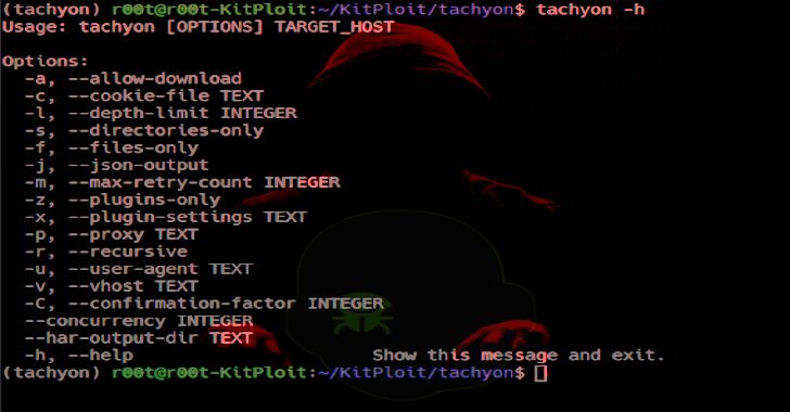 Tachyon : Fast Http Dead File Finder