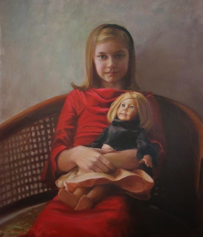 Волшебство иллюзии. Lisa Kovvuri
