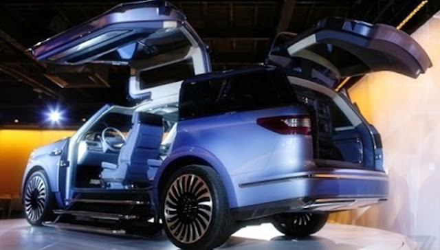 2018 Lincoln Navigator Redesign, Rumors