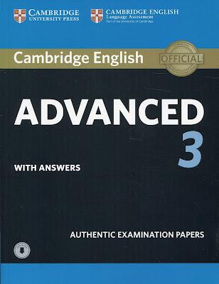 Cambridge English Advanced 3 with answers CD AUDIO