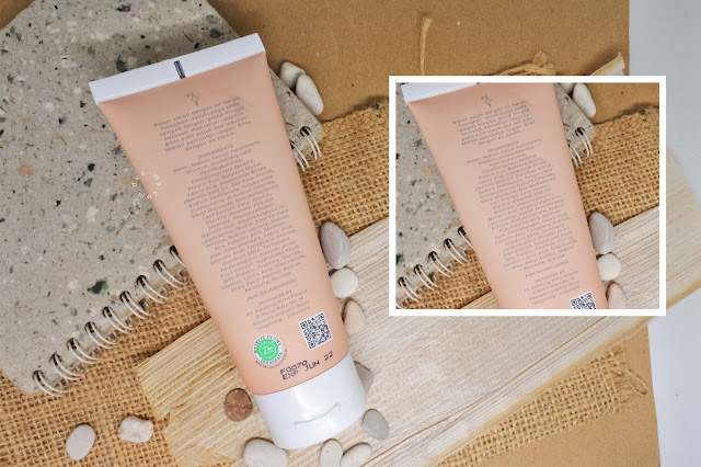 Detail ProdukPackaging Westcare All In One Brightening Face Wash
