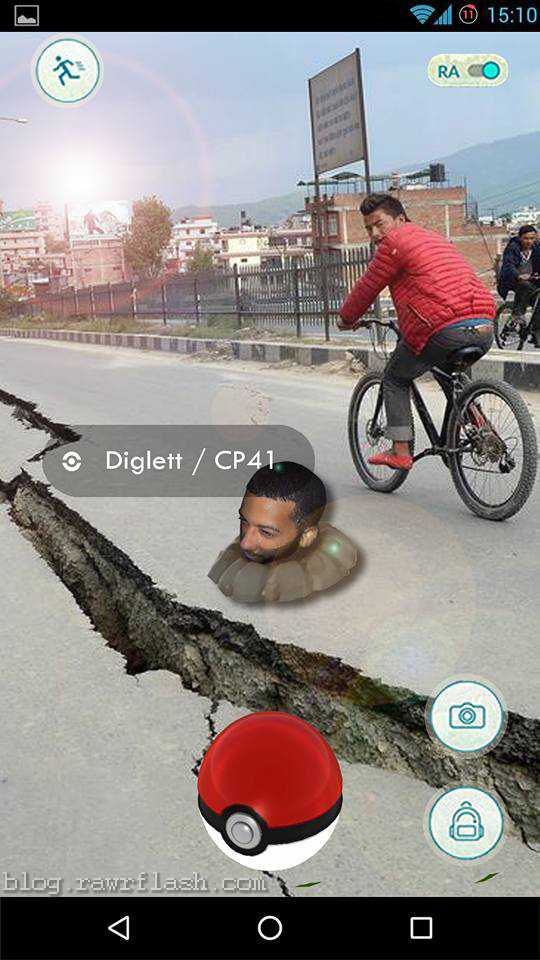 Memes do pokemon go, brasil, mondo todo, pokemons raros no pokemon go.