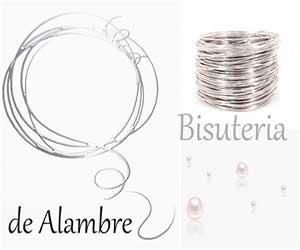 alambre, bisutería, manualidades, tutoriales, como hacer joyas