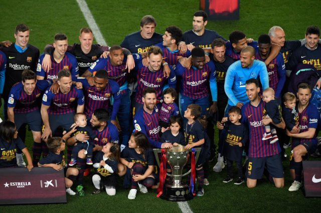 كيكي سيتين يرفض التتويج بلقب الدوري الإسباني المجمد