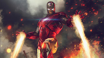 Iron Man, 4K, #4.212
