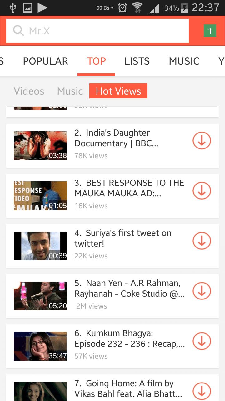 Youtube Downloader For Android Download: SnapTube V4.5.0.8515 Mod