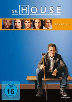 House (2004) Season 1 Complete
