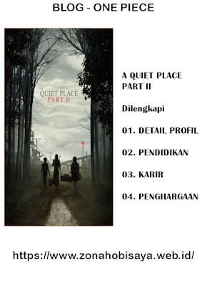 Film 2021 A Quiet Place Part II
