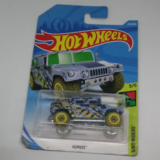 Hot Wheels - HUMVEE