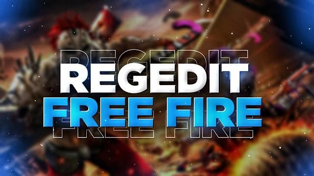 LANÇOU!! NOVA REGEDIT PRO PARA O FREE FIRE (BAIXE JÁ)