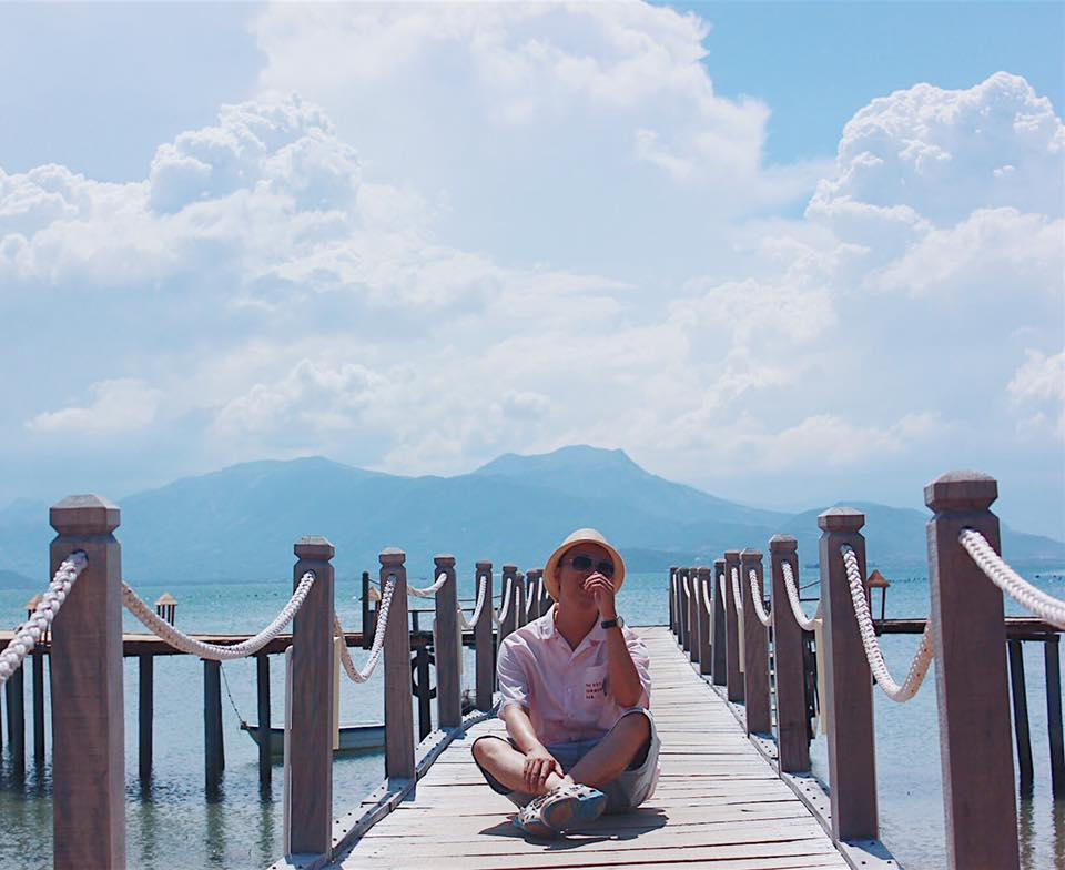 Hình ảnh được chụp tại Ngọc Sương Resort ở Cam Ranh