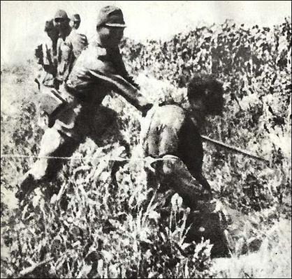 pembantaian dan pembunuhan ribuan orang di nanking cina oleh tentara jepang
