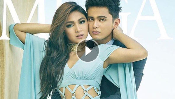 Watch: Making MEGA in Greece with James Reid and Nadine Lustre
