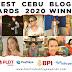 10 Winners of 2020 Best Cebu Blogs Awards