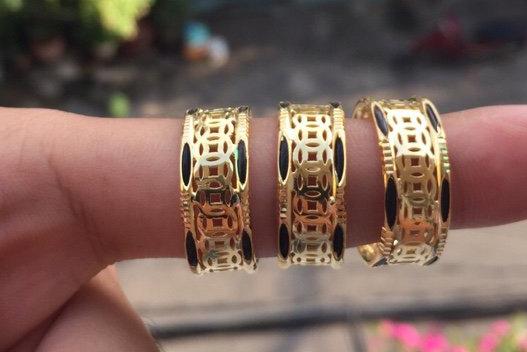 nhẫn lông voi bao nhiêu tiền