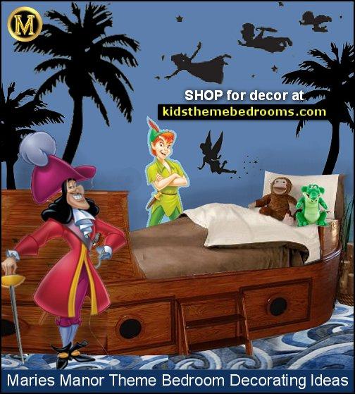 peter pan pirate bedroom decorating ideas peter pan neverland bedroom ideas pirate themed