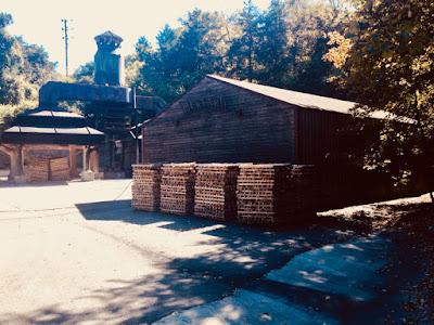 Jack Daniel's Distillery w Lynchburgu