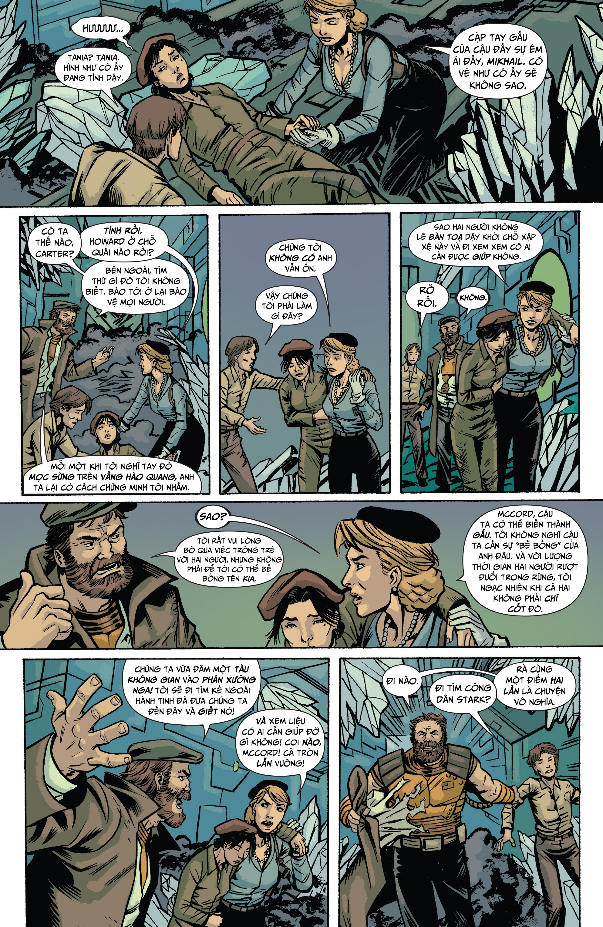 Operation S.I.N. - Chiến dịch S.I.N.