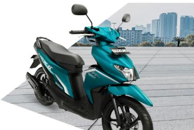 Gambar Motor Matic Terbaru (Lintas Gambar - www.lintagambar.com)