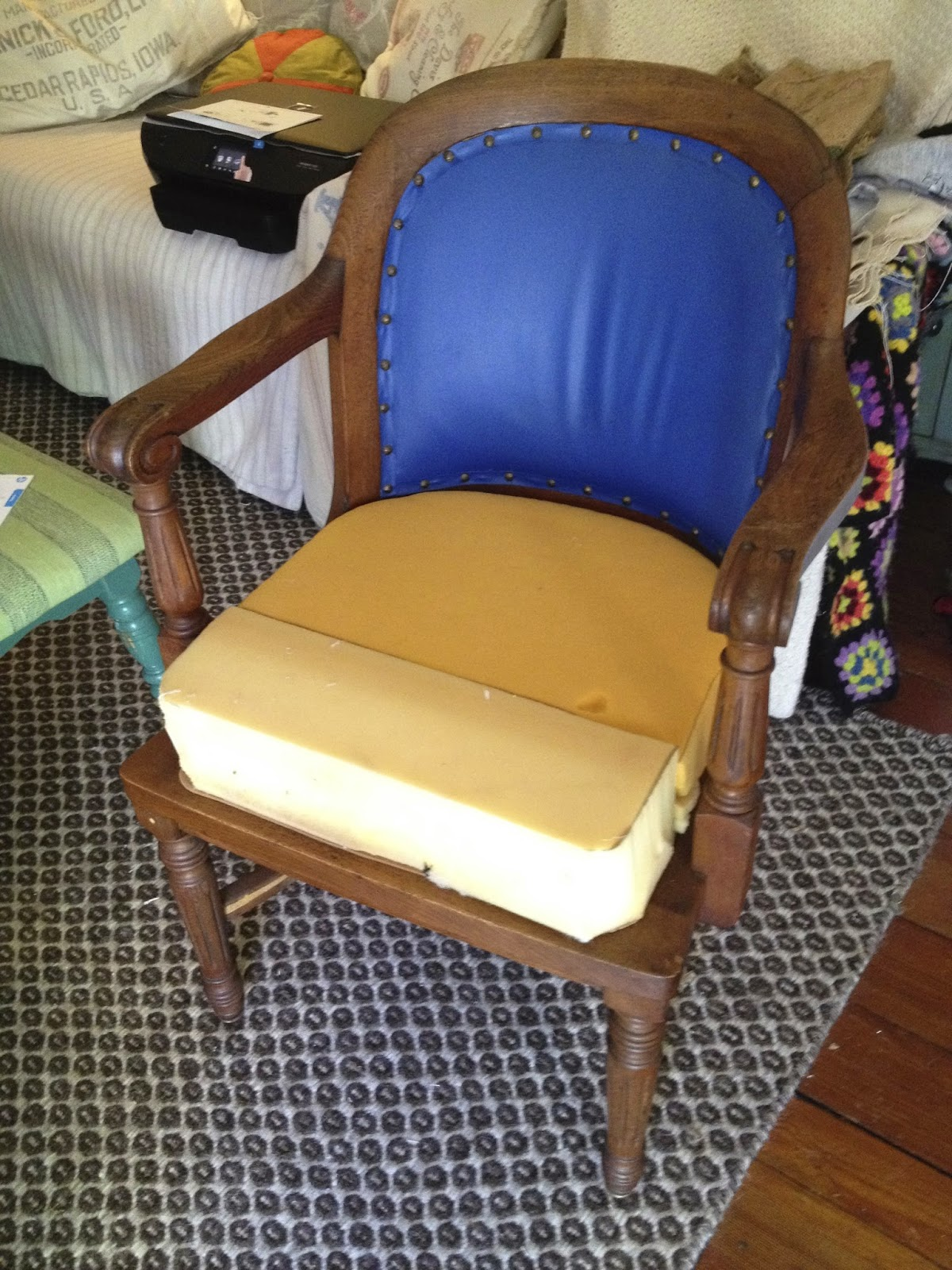 How To Recane A Chair Bedroom Feng Shui Sheshe The Home Magician Fix With