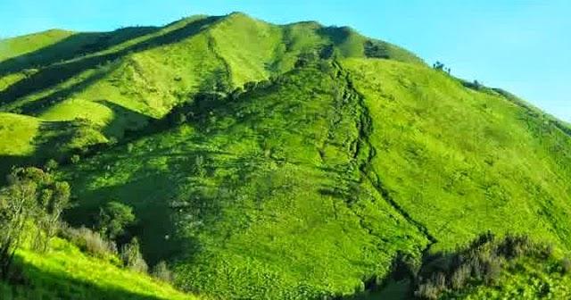 Gunung Merbabu 'Jalur Pendakian'