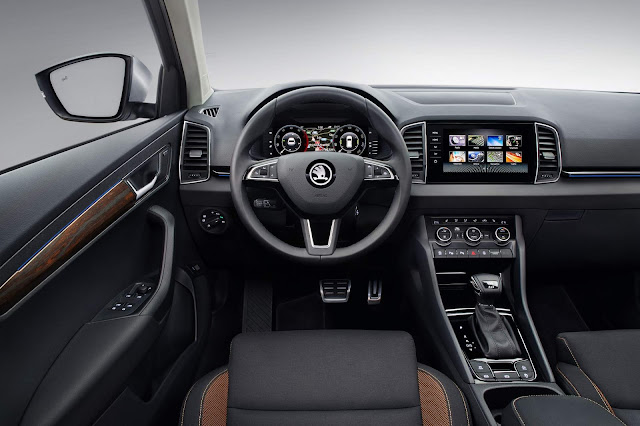 Seat Arona Seat 2019 - interior - Cockpit Digital