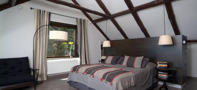 Suministros hotel cálido confortable