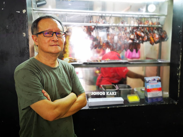 Famous Seremban Favourites @ Sunway Mas in Petaling Jaya. Best KL Char Siew List