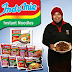 The woman who invented the Indomie pasta has died