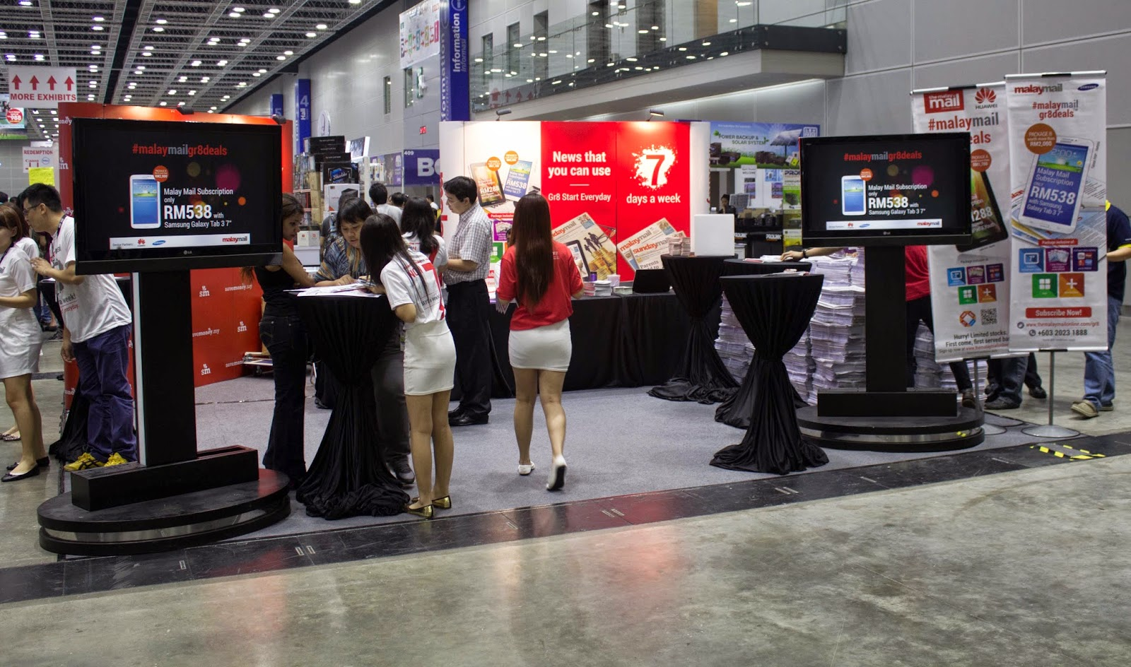 Coverage of PIKOM PC Fair 2014 @ Kuala Lumpur Convention Center 364
