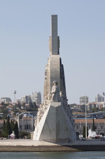 Padrao dos Descobrimentos-Lisbona