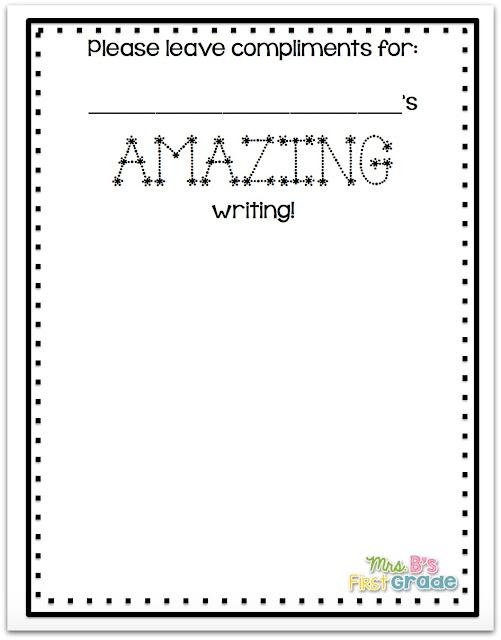 Writing Celebrations First Grade